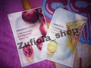 Sheet Mask Innisfree