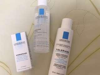 多容安舒緩保濕化妝水,清爽保濕卸妝潔膚水