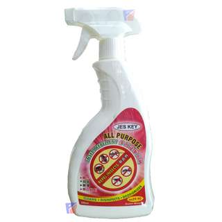 JES KEY INSECT REPELLENT - ALL PURPOSE 多用途驱虫剂