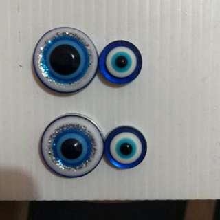 Bros pin magnet