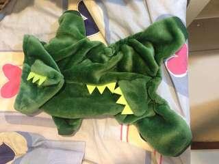 🚚 寵物用衣-恐龍造型