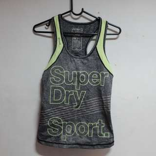 Superdry gym clothes