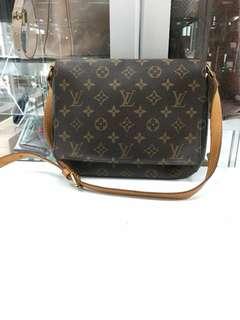 Authentic Louis Vuitton Musette Tango