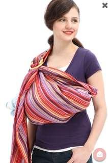 🚚 媽媽背巾