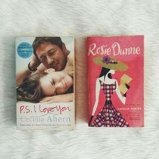 Preloved Cecelia Ahern Books