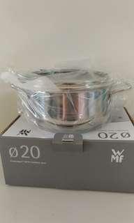 WMF雙耳湯鍋(20公分)