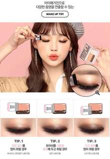 Magic dual eyeshadow