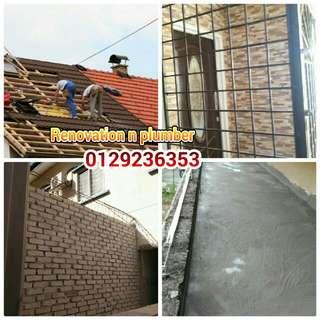 Plumber N renovation