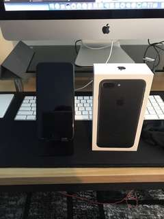 iPhone 7 Plus 128GB (Matte Black) - Original MYSET