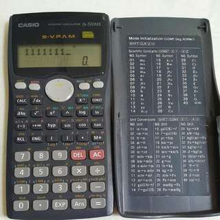 Casio  Caculator fx-570MS