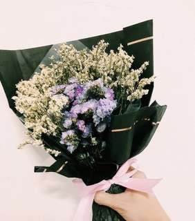 Graduation bouquet/ Dried Flower Bouquet