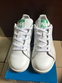 Adidas stan smith green tab