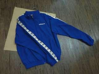 Adidas iconics系列外套(藍)