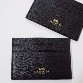 Authentic COACH Card Holder