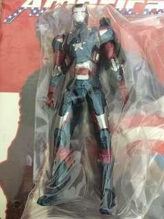 Marvel legends Ironman 3 iron patriot