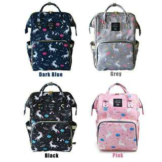LeQueen Mummy Diaper Backpack New Design
