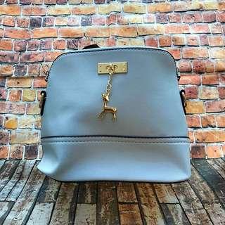 New Women Messenger Bags Vintage Small Shell Leather Shoulder Bag Casual Handbag