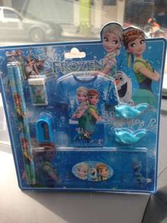 Stationery Pencil Frozen For Girls