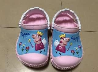Peppa pig shoes