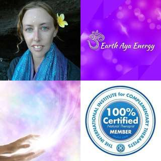 1 Hour Reiki Healing Sessions for Women