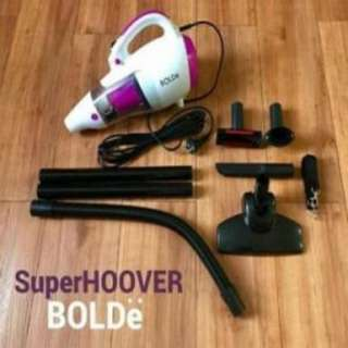 penyedot debu paling bagus Super hoover bolde garansi 1 thn