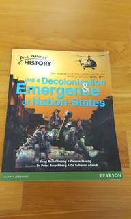 All about History Unit 4 Declonisation & Emergence of Nation-States
