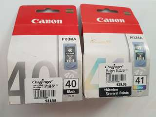 Expired Canon Pixma Printer Ink