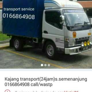 Transport services(24jam)0166864908call/wastp