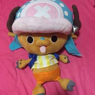 One Piece Chopper Stuff Toy