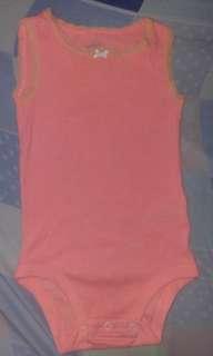 Sleeveless Body Suit
