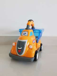 Little Tikes popping car