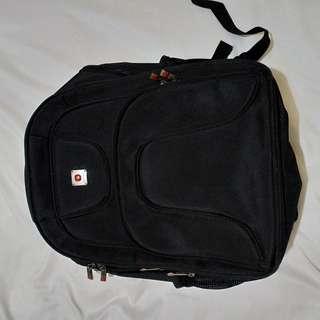 Ransel laptop polo black