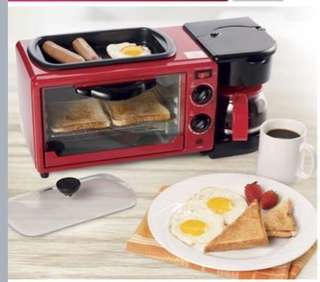 Savorlife 3-in-1 Breakfast Maker