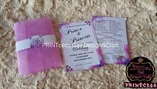 Wedding Invitation & more