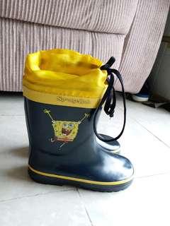SpongeBob 水鞋