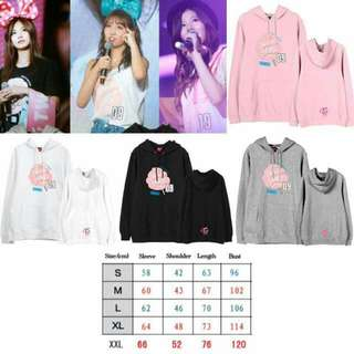 [PREORDER] Twice TwiceLand Hoodies
