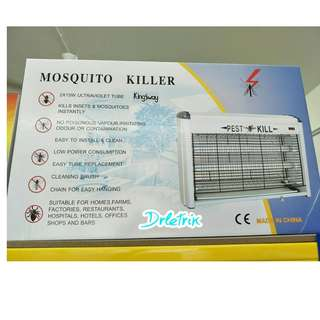 Mosquito Killer Kingsway 2x15W