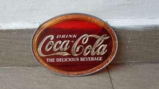 Coke Suncatcher