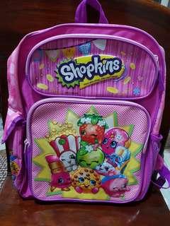 """Shopkins Girls 16"""" Backpack"""