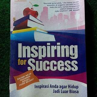 """Inspiring For Success"""