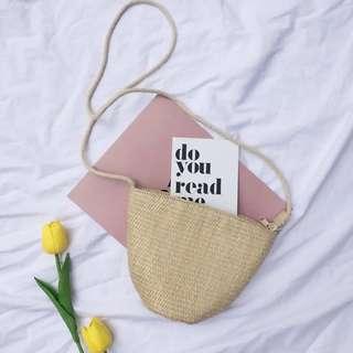 [PO] Etta Weaved Bag