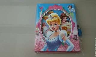 Diary Princess Snow White