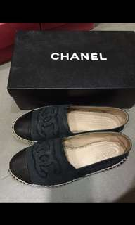 Chanel espadrilles shoes