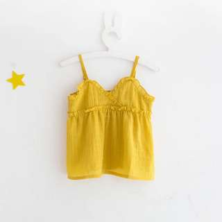 👧🏻(PO) Ruffles Top for Baby Girl Toddler