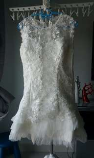 Bridal Dress / Dinner Dress