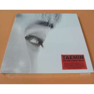 [Ready Stock] Taemin Move