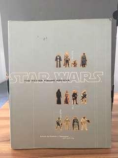 Star Wars figure guide book