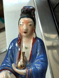 old Chinese wine bottle