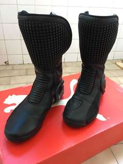 Puma Brutale Leather has Riding boots