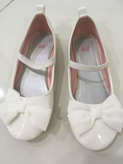 Girl princess flats shoes